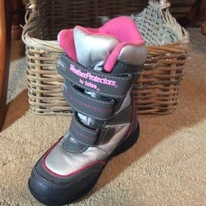 Girls Weather Protectors by Totes Snow Boots